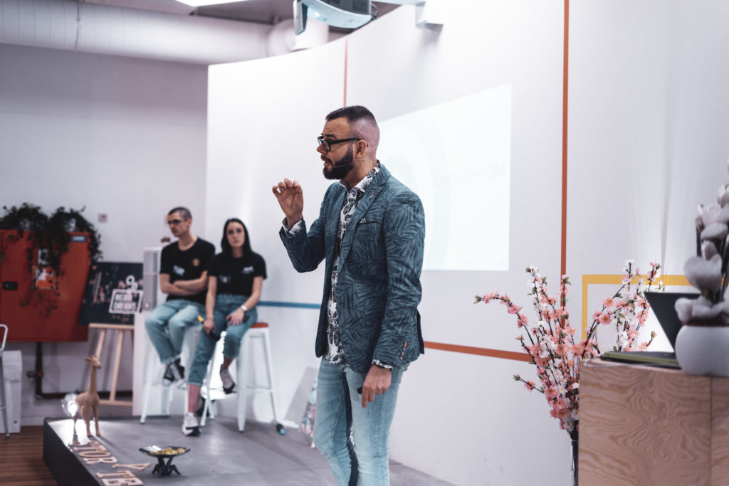 Online Presence | Mathias Ervyn | Storytelling and Branding